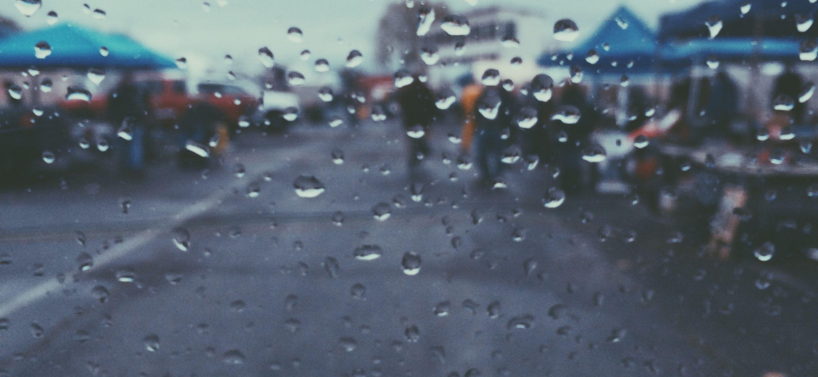 Sunshine Blues on a Rainy Day
