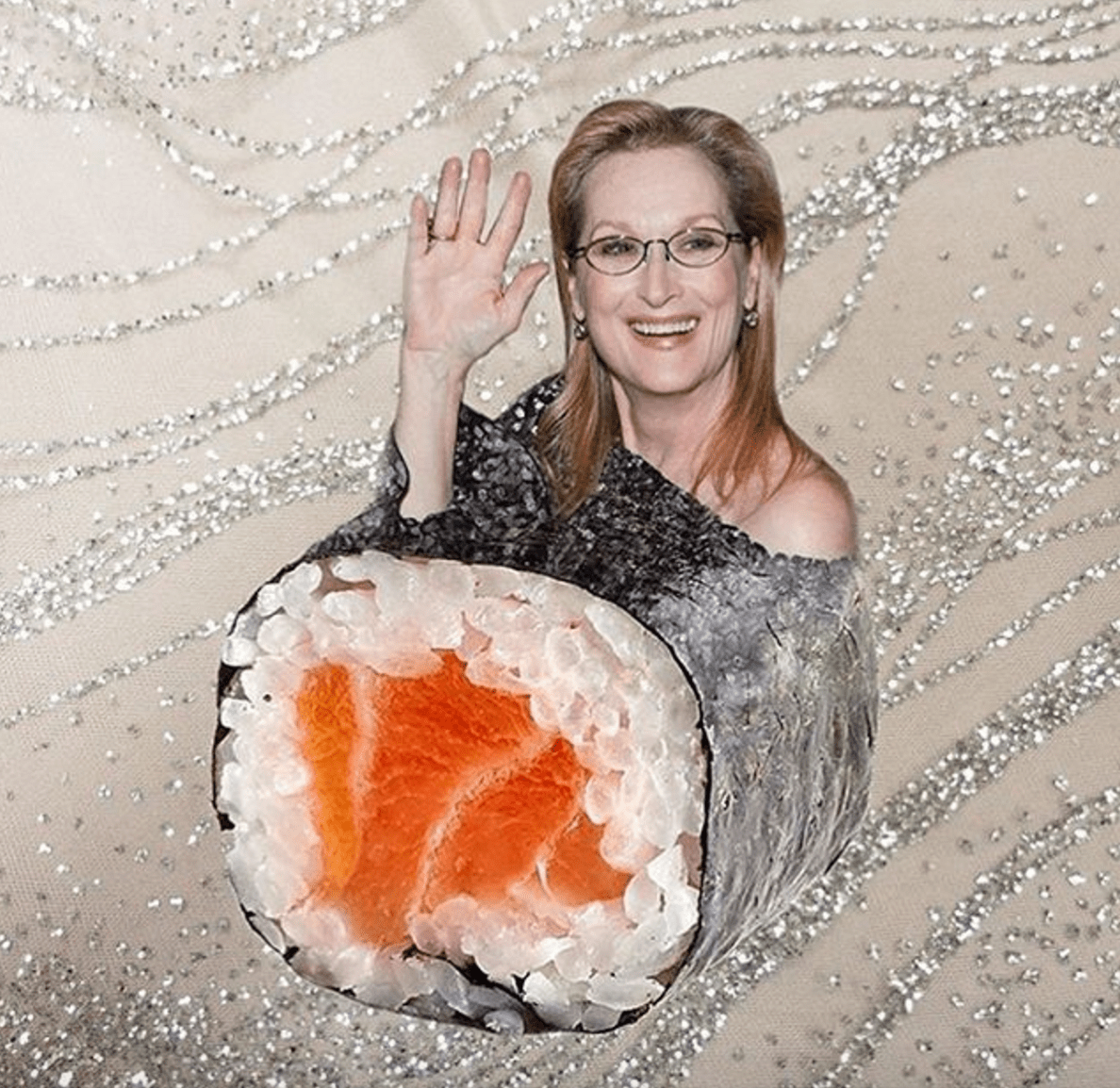This is Meryl Streep's Best (Sushi) Role Yet