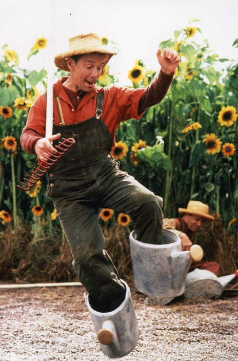 Joel Grey, The Fantastics! 1995