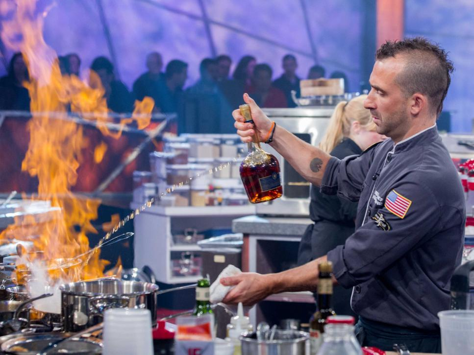 Iron Chef Gauntlet is Coming to Food Network April 16
