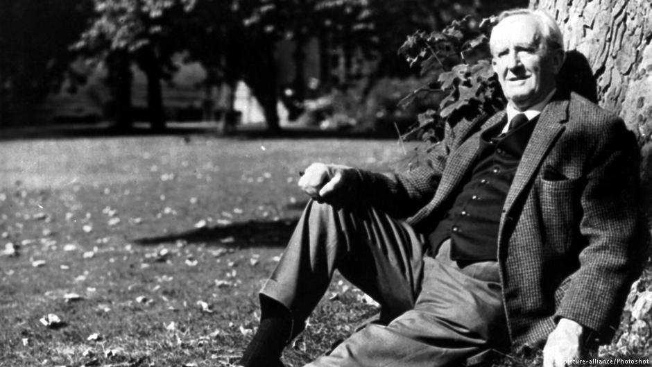 J.R.R. Tolkien is About to Become a Silver Screen Star