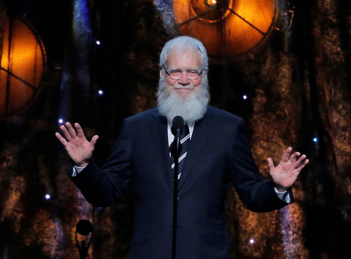David Letterman Hosted by Netflix in New Series