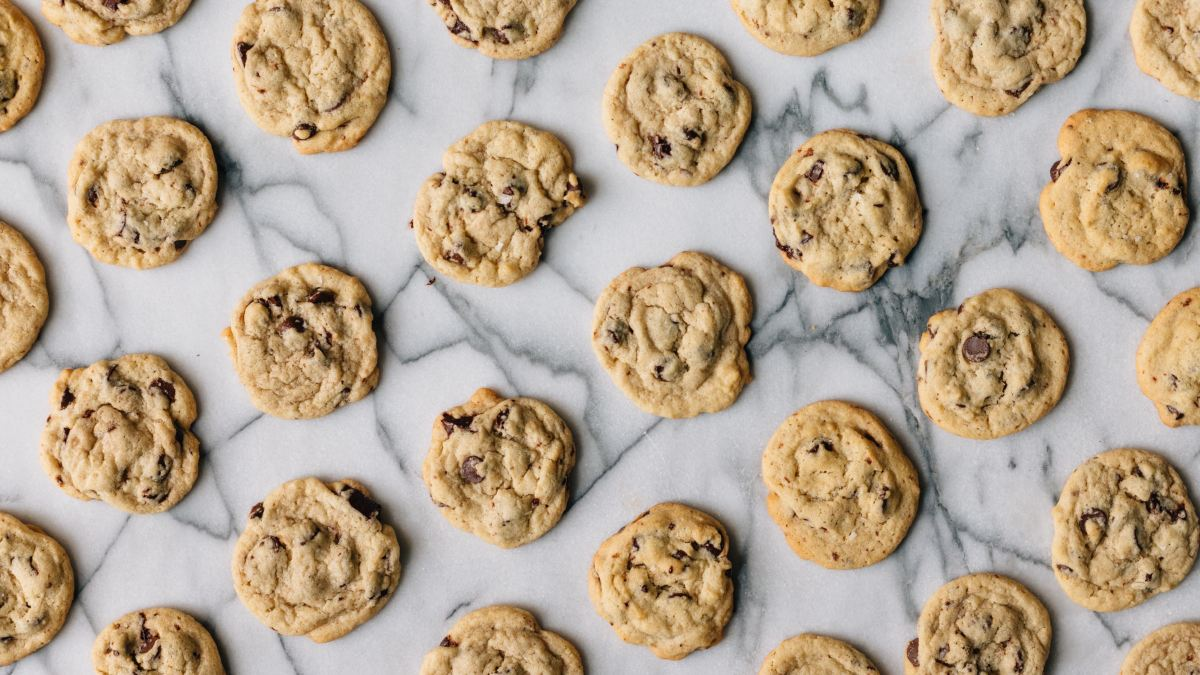 My Secret Chocolate Chip Cookie Recipe