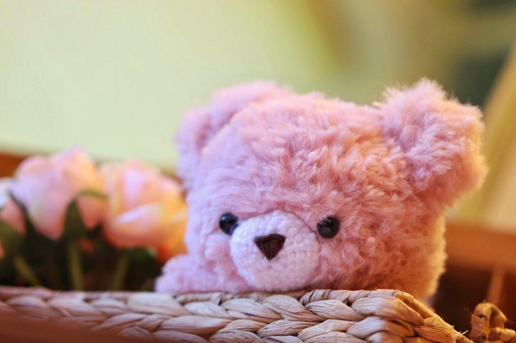 Fluffle the Crochet Bear Free Pattern