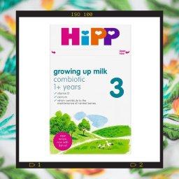 HiPP Organic growing up milk stage 3