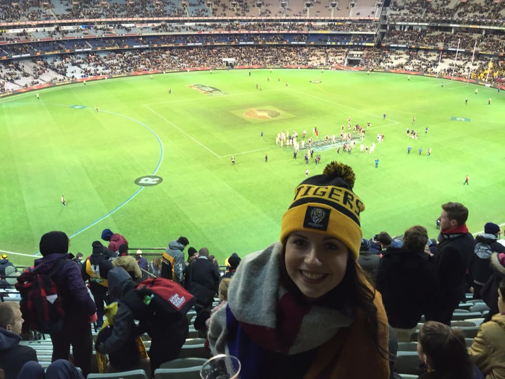 Footy at the MCG - Melbourne, VIC