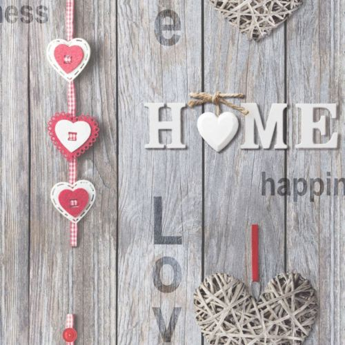 Love Your Home Grey Wood Shabby Chic Wallpaper Rustic Feature Fd41718 Little Yellow Bird Wallpaper