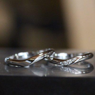 小栗様オーダーメイド結婚指輪