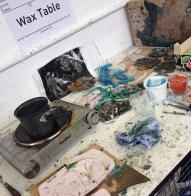 ESW casting wax