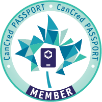 CanCred Passort Member badge