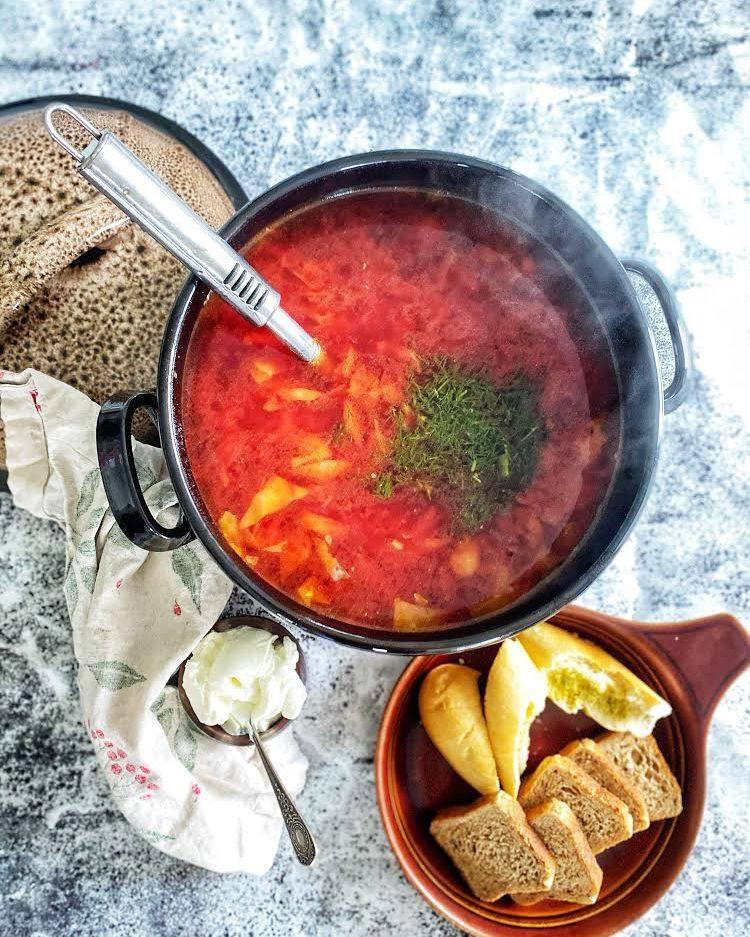Borscht Soup Recipe Lituanica