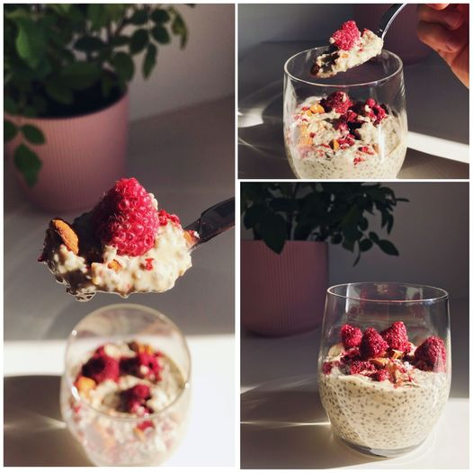 Chia Seed Breakfast Pudding Recipe