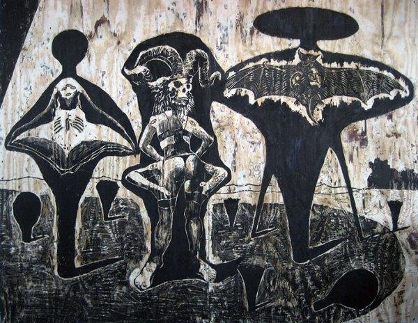 DAMIEN DEROUBAIX : LITURGIE APOCRYPHE