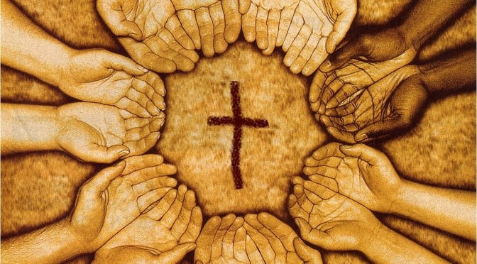 Form for Prayers of the People (Eighth Week of Trinitytide 2016)