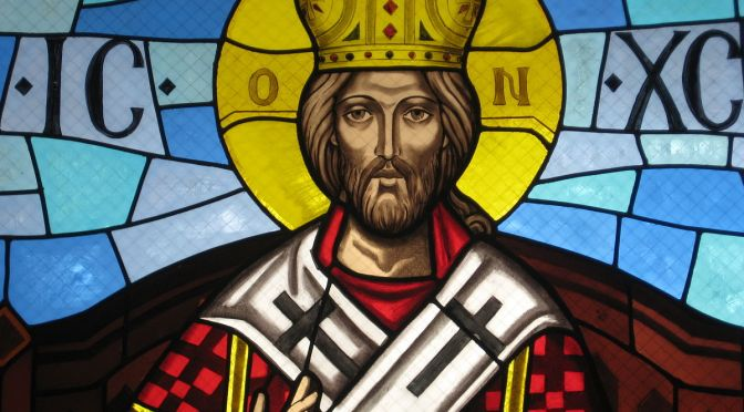 The Liturgy Letter Newsletter – Christ the King 2016