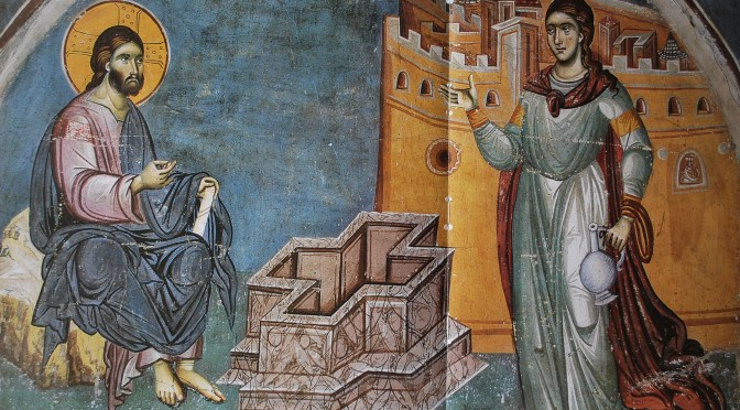 The Liturgy Letter Newsletter – Third Sunday in Lent 2017 (Year A)