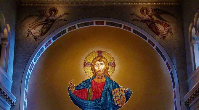 Liturgy Letter Newsletter – Christ the King 2018 (Year B)