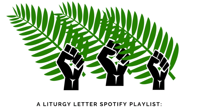 Hail! Glory and Honor: Spotify Playlist for Palm Sunday