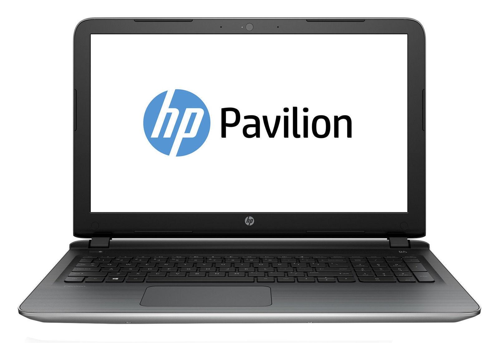 HP Pavilion 15-ac163ng