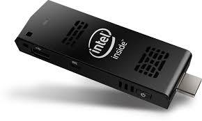 Compute Stick – PC INTEL STCK1A32WF Atom Z3735F, 2GB, 32GB, Win10 – nur 120EURO