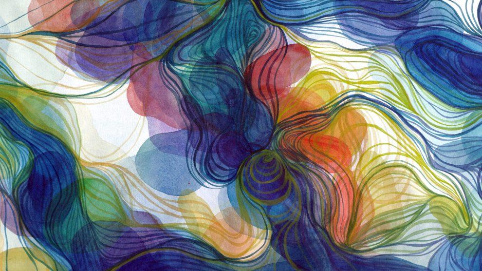Mind Garden – Watercolour, Collages, Sounds