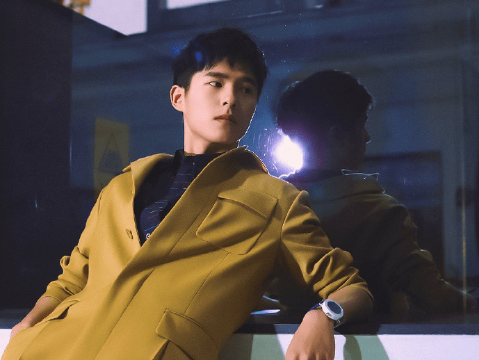 Grazia China: No Need to Worry About Him