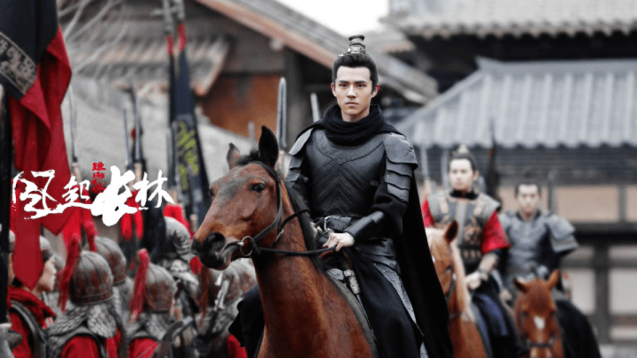C-Netz: Who else could play the role of Nirvana in Fire 2's Xiao Ping Jing?