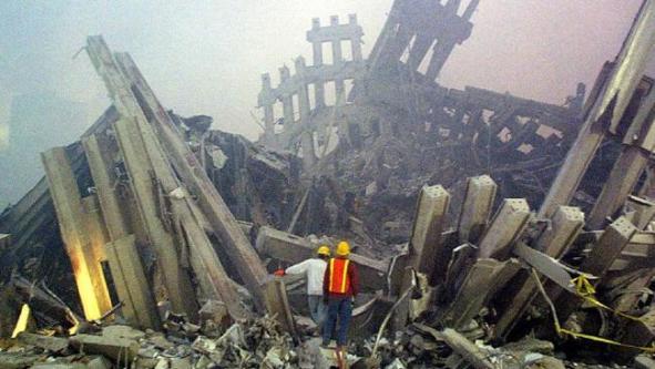 911towerdebris