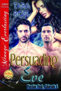 Persuading Eve Cover