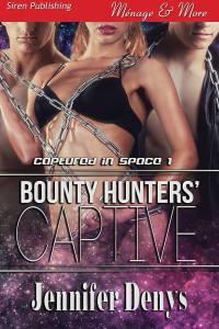 Bounty Hunter's Captive Cover