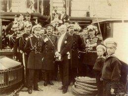 Император-Николай-II-с-президентом-Франции-Феликсом-Фором-1896.