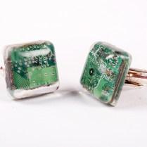 circuitboard-cufflinks