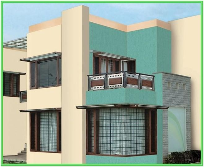 Asian Paints Colour Combination For Exterior Walls