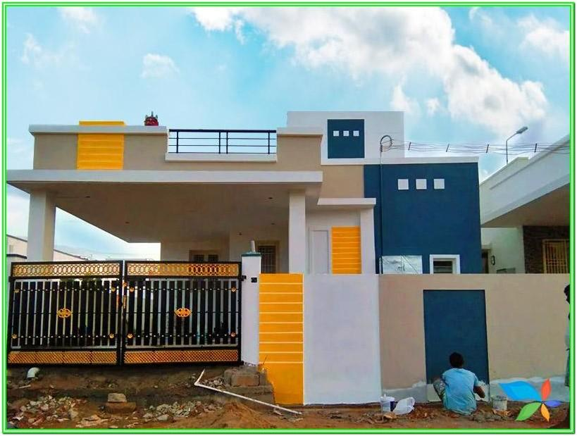 Asian Paints Exterior Colour Gallery