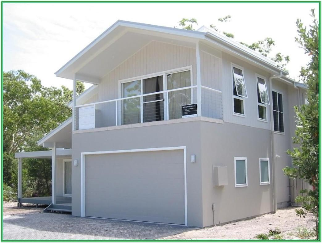 Australian Beach House Exterior Paint Colors