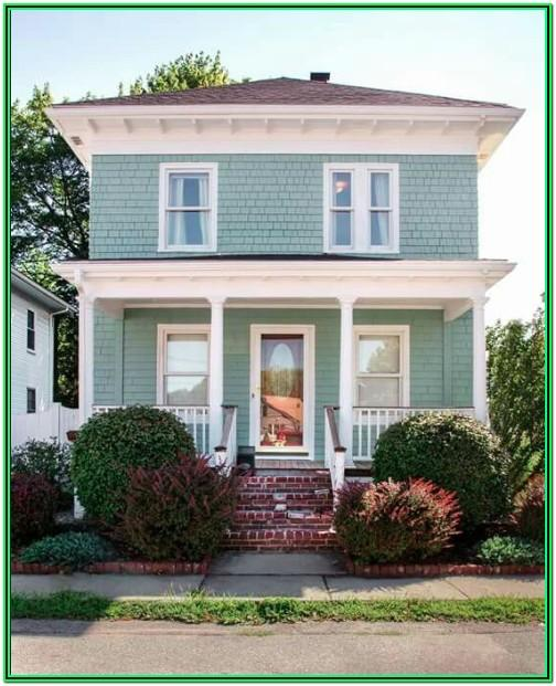 Beach House Exterior Paint Colors Benjamin Moore