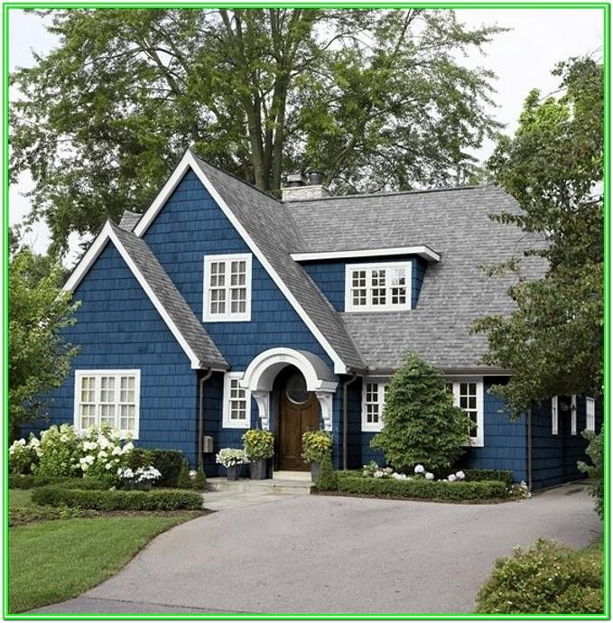 Benjamin Moore Exterior House Color Ideas