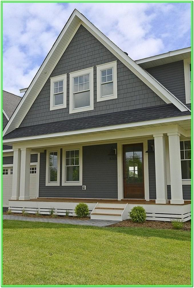 Benjamin Moore Exterior House Colors 2019