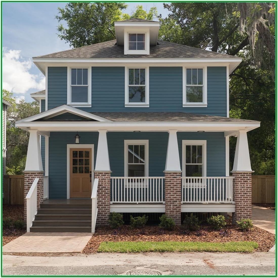 Benjamin Moore Exterior Paint Colors Blue
