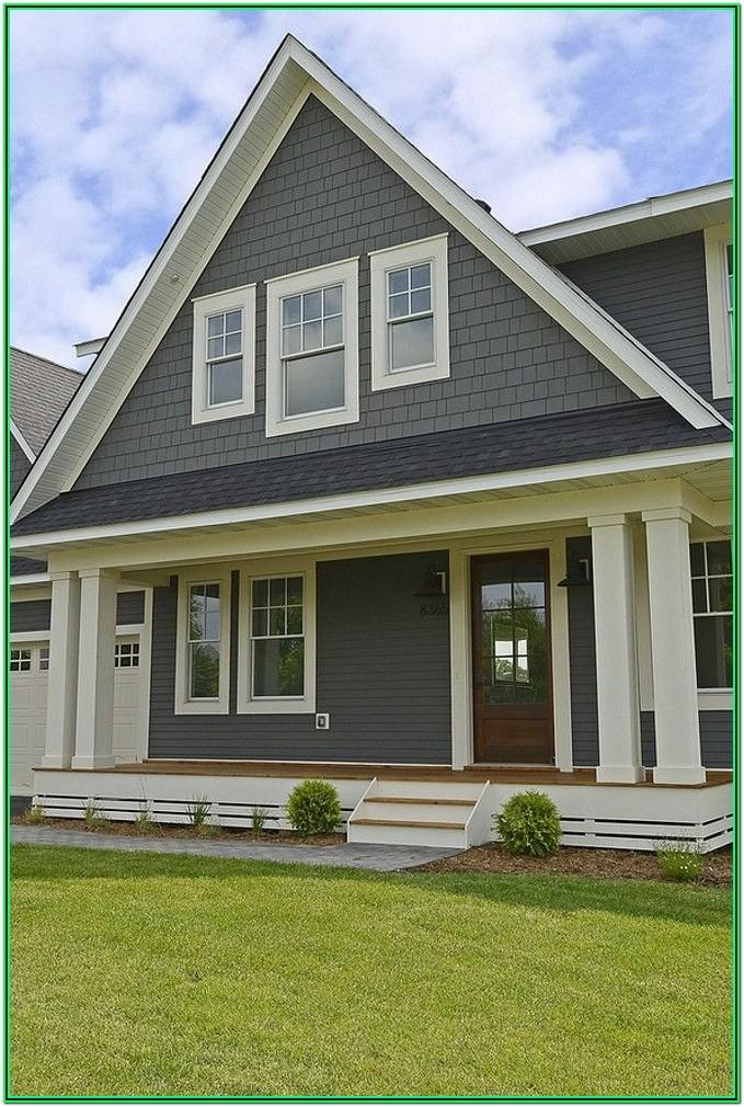 Benjamin Moore Paint Colors Exterior Combinations