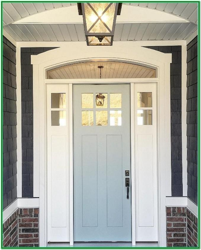 Benjamin Moore Paint Colors For Exterior Doors