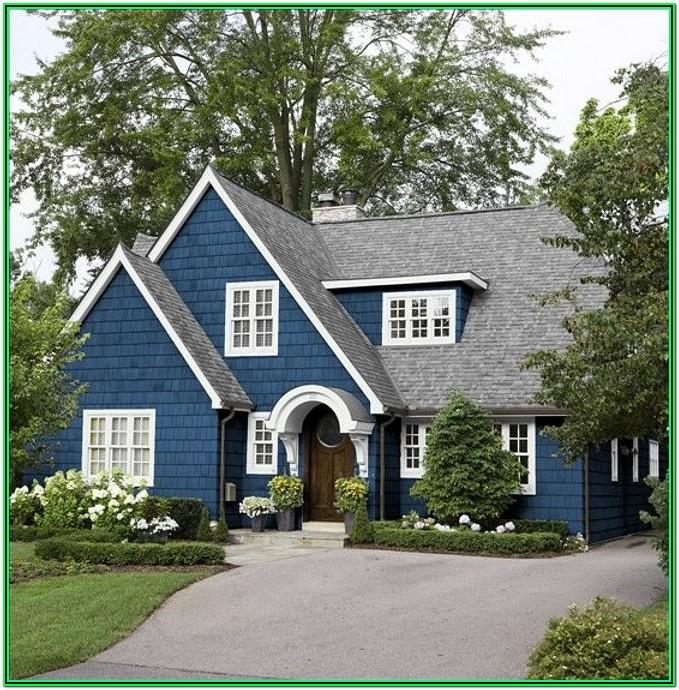 benjamin moore paint colours exterior