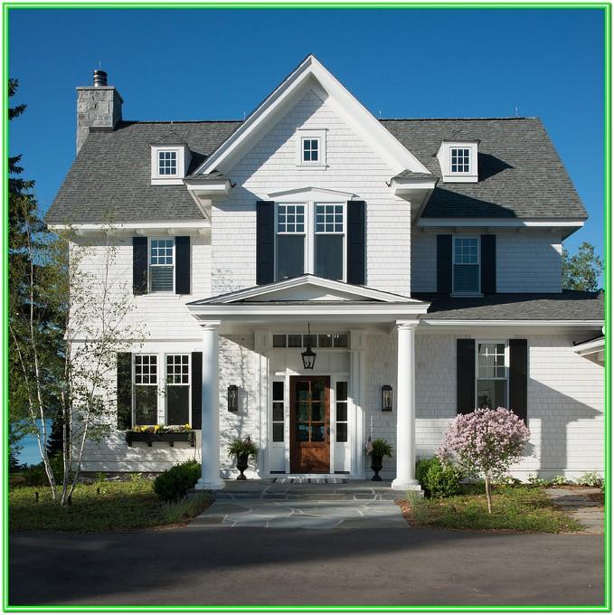 Benjamin Moore Popular Exterior House Colors