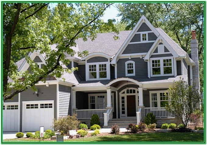 Best Benjamin Moore Exterior Gray Paint Colors