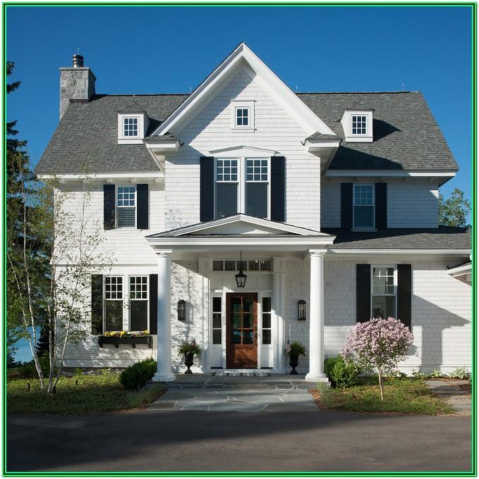 Best Black Exterior House Paint Color
