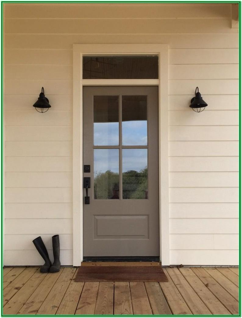Best Black Paint Color For Exterior Door