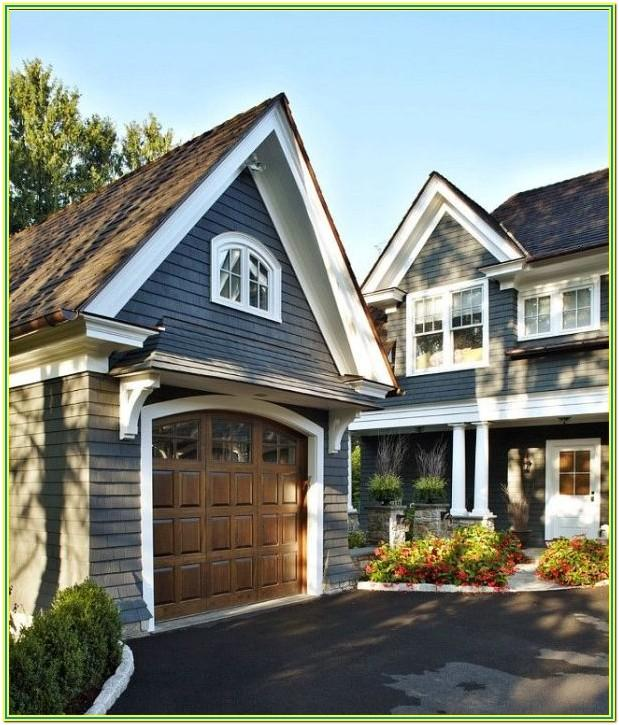 Best Blue Gray Exterior House Color
