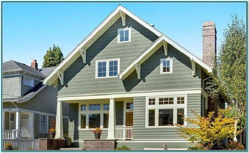 Best Blue Green Exterior Paint Colors