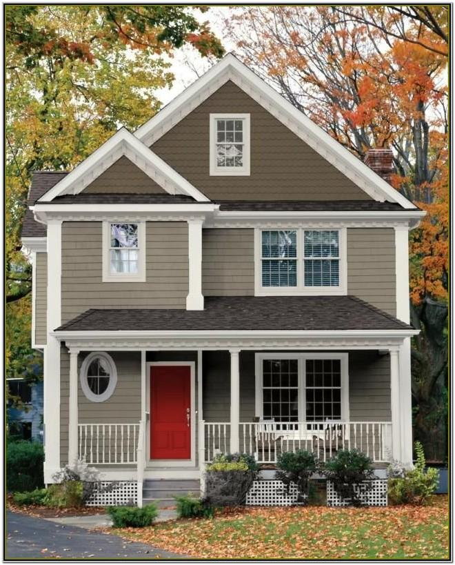 Best Color Combination For Home Exterior