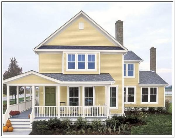 Best Color Combinations For Home Exterior